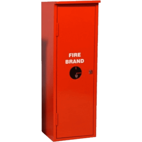 Fire Box Plastic 5kg CO2 Steel Alloy
