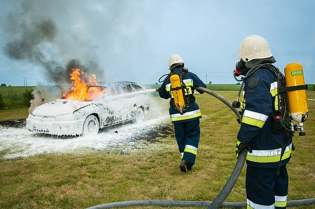 F3 Advanced Fire Fighter Training Course