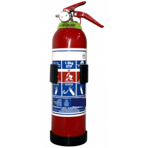 Extinguisher 1kg DCP (Incl Bracket)
