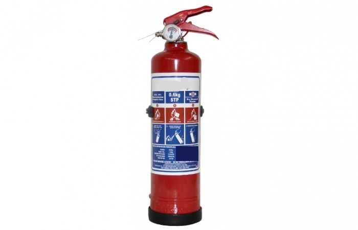 Extinguisher 600g DCP (Incl Bracket)
