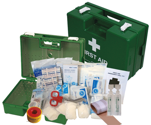 First Aid Kit Regulation 7 In Box