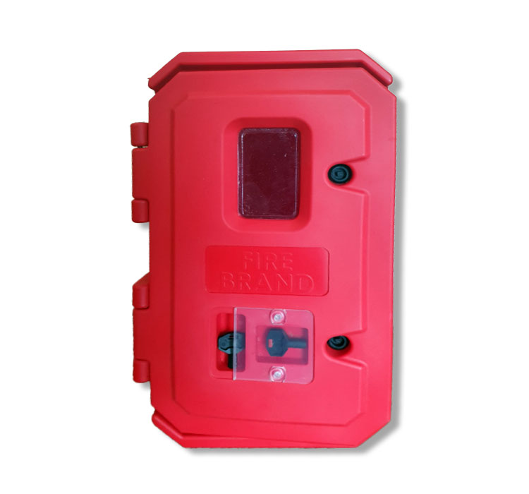 Fire Box 9kg Clear