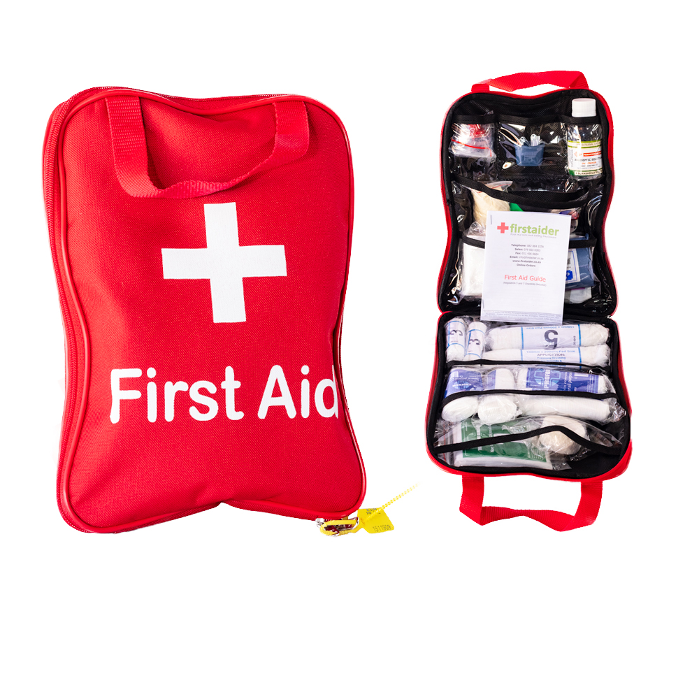 First Aid Kit Regulation 3 In Bag