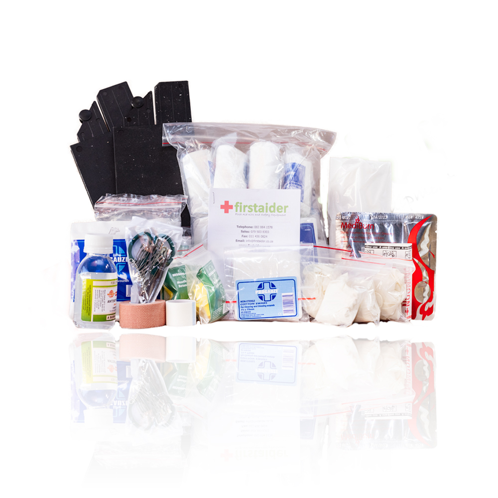 First Aid Kit Refill Regulation 3
