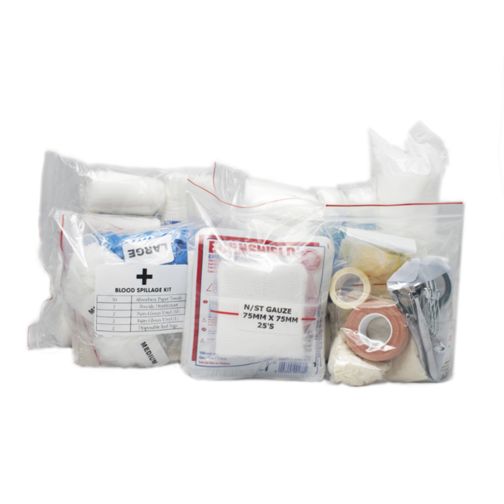 First Aid Kit Refill Regulation 7