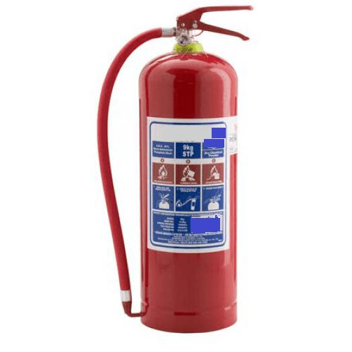 Extinguisher S/Steel 9kg DCP
